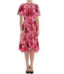 endgangered floral print dress