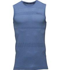 cool comfort rn sl t-shirts sleeveless blå craft