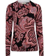 tröja brigid sweater paisley