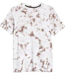 men's zella tie dye men's seamless t-shirt