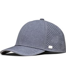 melin hydro a-game snapback baseball cap in heather light blue at nordstrom