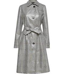 coat not wool trench coat rock grå gerry weber edition