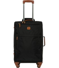 bric's x-bag 25-inch spinner suitcase in black at nordstrom