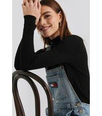 tommy jeans new dungaree denim 90s light - blue