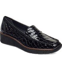 537q0-00 loafers låga skor svart rieker