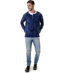 blusa opera rock portuguesinha jeanswear masculina