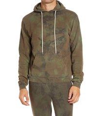 men's john elliott beach tie dye hoodie