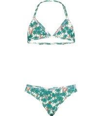 america today bikini luna aop groen