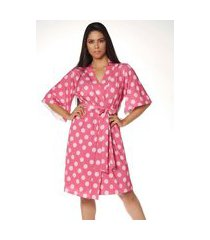 robe gestante curto penélope pink