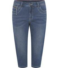 capri denim shorts 6122/692