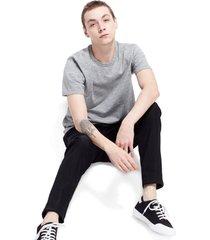 men's rag & bone standard issue fit 1 skinny fit jeans, size 33 - black