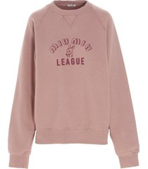 league sweatshirt