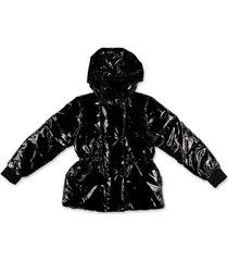 nylon coated down jacket
