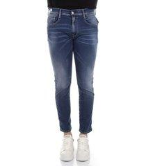 skinny jeans replay m914y.661xr03