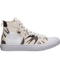 scarpe sneakers alte uomo swallow cut up