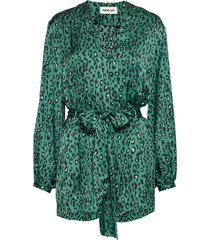 tracksuit blouse lange mouwen groen replay