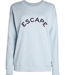 rocky graphic sweatshirt