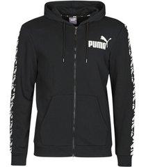 sweater puma ampli hood