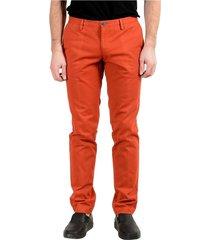 chinos type broek hugo boss - orange 50, hugo-boss