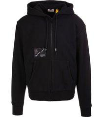 man black moncler frgmt hoodie