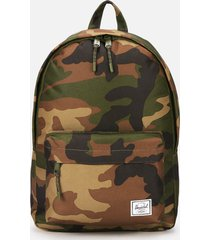 herschel supply co. men's classic backpack - woodland camo