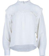 doria gauze blouse 152327
