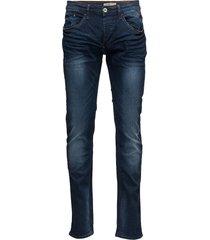 jeans - noos slimmade jeans blå blend