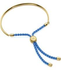 gold fiji friendship petite bracelet