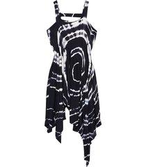 paula's ibiza tie dye tank dress