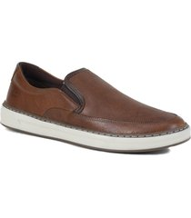 sapatenis masculino democrata slip on