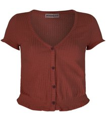 24 colours shirt / top bordeaux 11340