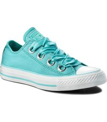 tenis converse eyelet/azul/559920