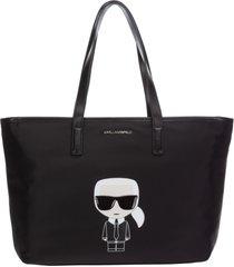 borsa donna a mano shopping k/ikonik