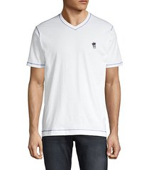 classic-fit cotton tee
