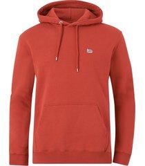 huvtröja plain hoodie