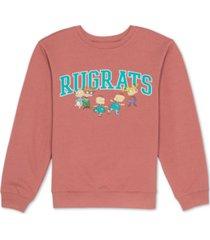 nickelodeon juniors' rugrats graphic sweatshirt