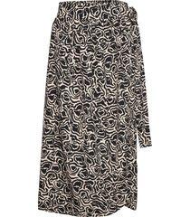 rodebjer gilot lång kjol svart rodebjer