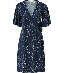 omlottklänning kalviniw wrap dress