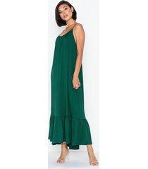 y.a.s yasleora strap maxi dress ft maxiklänningar