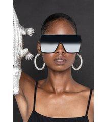 akira mirror mirror oversized sunglasses