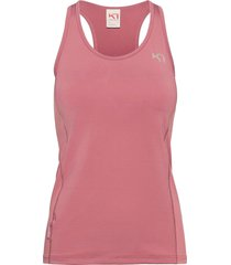 nora singlet t-shirts & tops sleeveless rosa kari traa