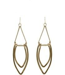 area stars viper earrings