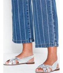 topshop peep toe sling back shoes sandaler
