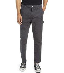 men's pacsun men's blaze slim carpenter pants, size 36 - blue