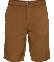crown shorts 1363 shorts chinos shorts brun nn07