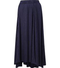 issey miyake asymmetric skirt