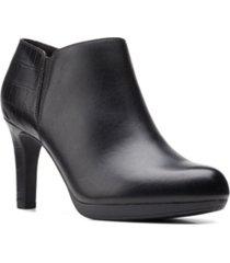 clarks collection women's adriel lily bootie women's shoes