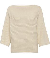 rita sweater gebreide trui crème stylein