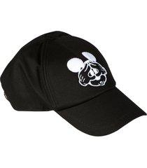 iceberg mickey mouse embroidered baseball cap