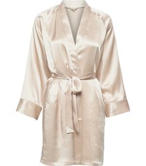 kimono morgonrock rosa lady avenue
